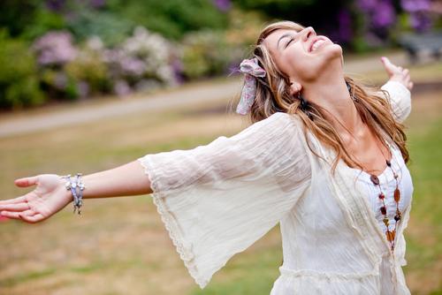 Soul-Spirit-happy-woman